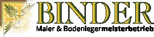 Maler und Bodenlegermeisterbetrieb Binder