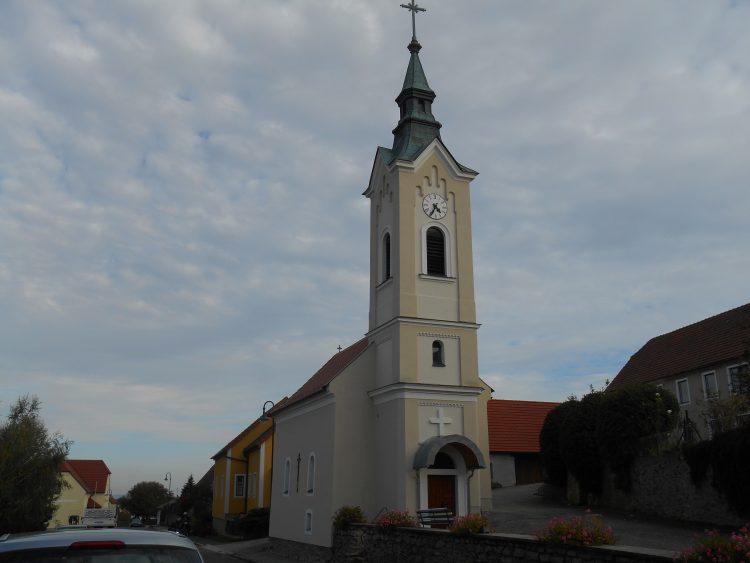 Kapelle Gross Burgstall