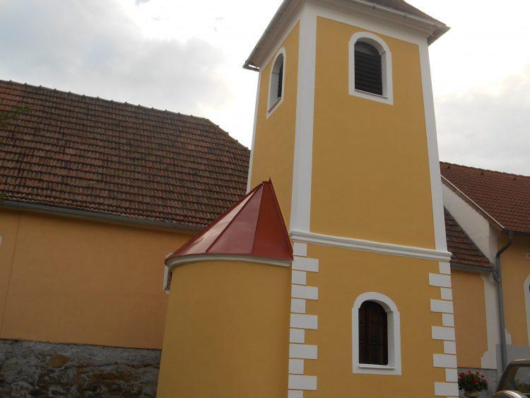 Kapelle Burgerwiesen